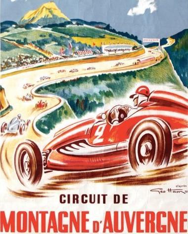 Le véhicule professionnel investissement ou charge ? : « Circuit Charade la légende »